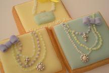 Jewelry cookies