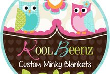 Minky Blankets (Custom & Non-Custom) / These are some of the Custom & Non-Custom Minky Blankets.  I also make Custom & Non-Custom Quilts (different board).  I make these in 4 sizes.  If you need a custom size, please contact me at CustomMinkyBlankets@gmail.com.  There are 100's of Minky Fabrics to choose from.