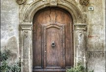 Entrance Doors!