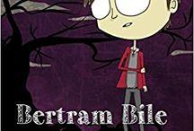Bertram Bile Book Covers