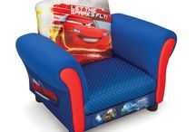 Luxe kinderstoelen / Luxe kinderstoelen of kinderfauteuils voor de kinderkamer
