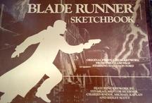 Blade Runner Sketchbook / Original production artwork