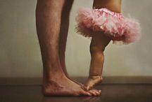 modelo foto pai e filha