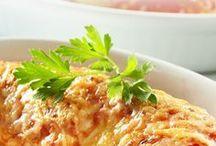 rollitos  de  pollo  a la  parmesano.