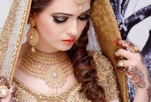 bride's wear