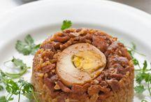 Indonesian Rice: Nasi Tim