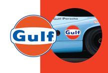 """""""Gulf"""" / Racing is life"""