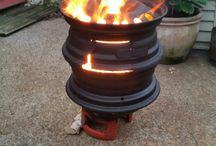 自制烧烤炉