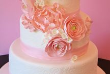Sweet Grace, Cake Designs / by Andrea Novarro