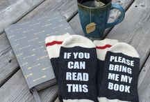 Literary Gifts / Fun gifts for readers