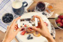 Food Fotografie / Tipps, wie man Essen schön fotografiert.