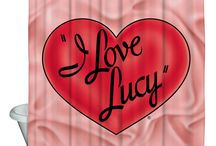 I Love Lucy Bathroom Items / Many new I Love Lucy bathroom items have been launched over the past few months including Lucy bath towels, wash clothes and shower curtains.  Make your Lucy themed bathroom spectacular!