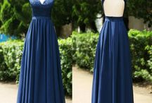 Hermosos vestidos / Ropa