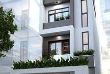 Μοντέρνα σπίτια