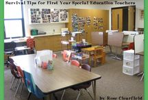 Elementary Special Education / by Ashley Nielsen