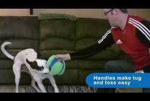 壊れにくい丈夫なおもちゃ(柔らかめ編) / 破壊力のあるワンコのストレス解消に!アメリカで人気の「丈夫な犬用おもちゃ」の中で、やわらかめのタイプ(ぬいぐるみなど)を集めました。