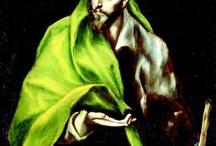 Pintores: El greco