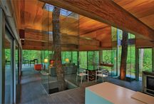 Travis Price, FAIA / Travis Price architects - TOP ARCHITECT H&D PORTFOLIO - DC/MD/VA - http://www.handd.com/TravisPrice - Travis Price emphasizes innovative Modernism together with an understanding of ecological impact and cultural influences.