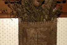 Primitives, Antiques & Folk Art /  Primitive Or That Folk Art Look / by Nancy Moore
