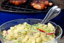 Salat / Kartoffelsalat