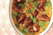 curries and spice