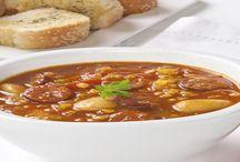 Recetas Chilenas con Legumbres / Recetas Chilenas que utilizan legumbres en su preparación