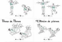 rutinas gym