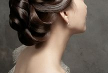 Up-do It! / Inspired updo's for fancy occasions