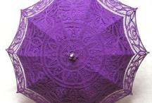 Umbrellas, Parasols & Sunshades / by Sandy Wager