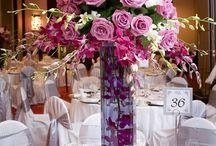 Reception Wedding Centerpieces