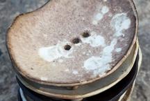ceramica - gioielli - bottoni / bracciali, collane, bottoni in ceramica