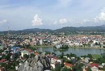 Lang Son / La ciudad de Lang Son, al norte de Vietnam.