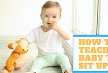 How To Teach Baby To Sit Up (Plus 3 Things You May Not Realize Help In The Process)