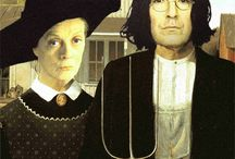 "Visual Culture 2 / Grant Wood's ""American Gothic"""