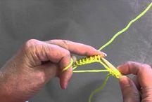 Örgü teknikleri