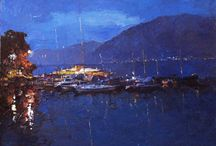 Alexi Zaitsev Artist / Paintings Alexi Zaitsev is a Russian oil painting artist