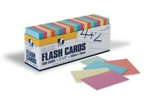 Toys & Games - Flash Cards