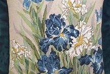 polštář iris