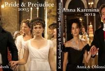 Pride & Prejudice | Anna Karenina