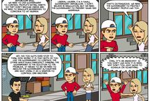 Libertarische humor / Libertarische humor, voor meer info www.almelo.libertarischepartij.nl / by LP Almelo