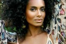 Inspirations / De belles femmes, de beaux cheveux naturelles pour nous réconcilier avec notre vraie nature