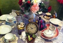 Alice IW: Home: Tablescape