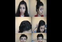 Hairstyles, braids