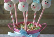 Cake pops / Pasteleria