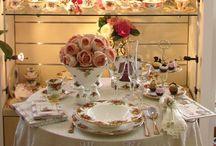 Tableware / Un piccolo catalogo di complementi tavola per i vostri regali di nozze