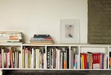 Bookcase / by Vale*
