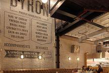 industrial american restaurant inspirations
