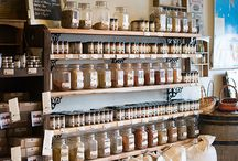 Spices shops