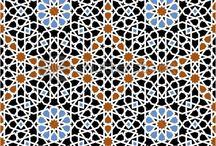 Geometria-Patterns Islamic