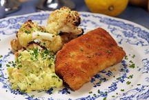 Recept med fisk